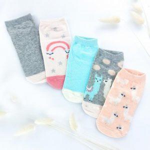 Lala Llama socks