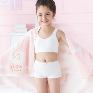 Cotton Basic Junior, Y-Back