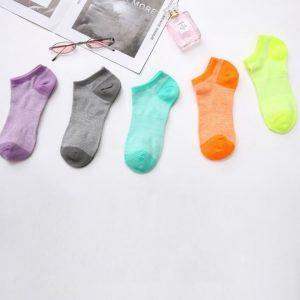 Set of 5 Socks, Light Colour