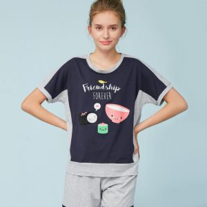 Sushi Lovers, Top & Short