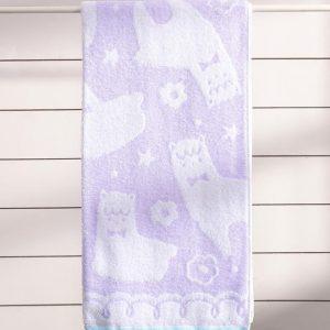 Llama towel, towel 60x120cm