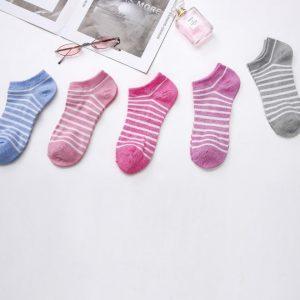 Set of 5 socks, Stripey stripe