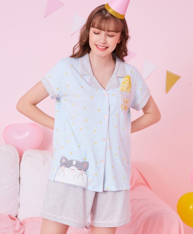Say Cheese, Pijamas Short